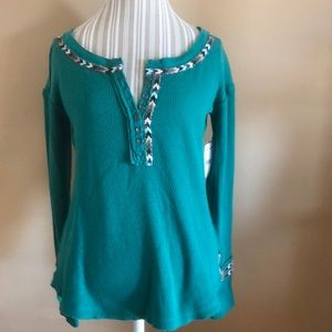 NWT Free People shirt size medium